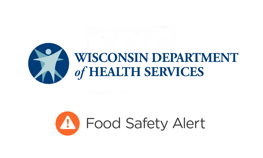 DHS food safety alert logo