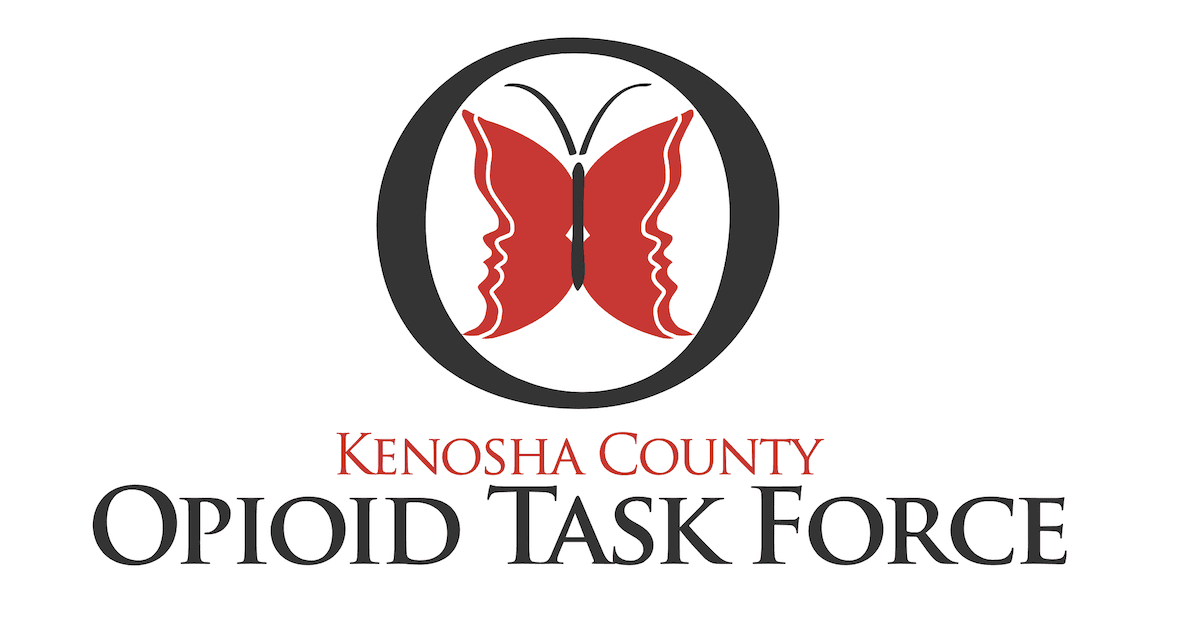 Kenosha County Opioid Task Force logo